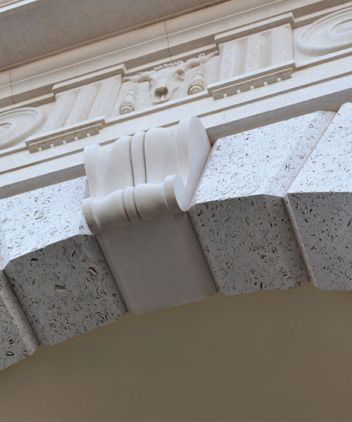 Portland limestone small projects
